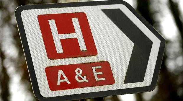 The temporary changes are not impacting the adult A&E, which remains unaffected and open