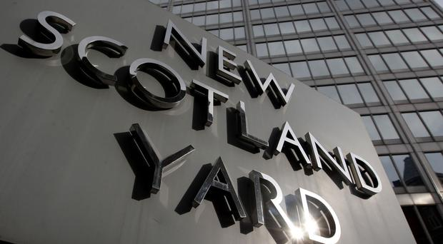 Patrick Kabele was arrested by officers from the Metropolitan Police's Counter-Terrorism Command
