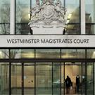 Patrick Kabele, 32, of Willesden, north-west London, is due to appear at Westminster Magistrates' Court