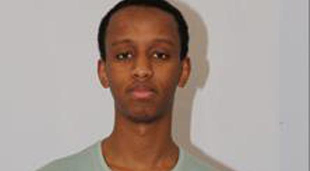 Abdullahi Ahmed Jama Farah is facing jail for helping a friend go to Syria (Greater Manchester Police/PA)