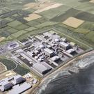 A computer generated image issued by EDF of the planned Hinkley Point C nuclear plant (EDF/PA)