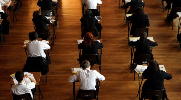 Private schools also saw a slight drop in the percentage of pupils achieving top grades