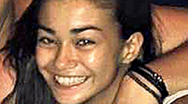 Mia Ayliffe-chung, 21, who died after being stabbed at a backpackers' hostel in Australia (Tommy Martin/PA)
