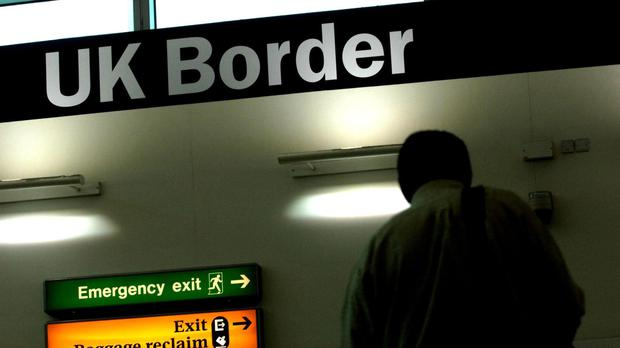 Those illegally entering the UK have steadily increased