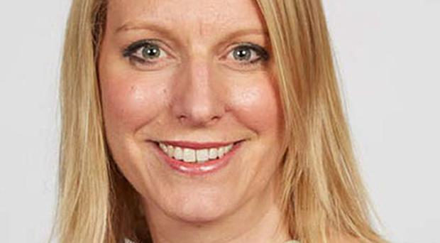 Chief executive Katrina Percy has stepped down (Southern Health NHS Foundation Trust/PA)