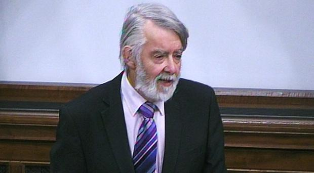 Paul Flynn said the Independent Parliamentary Standards Authority was an expensive flop
