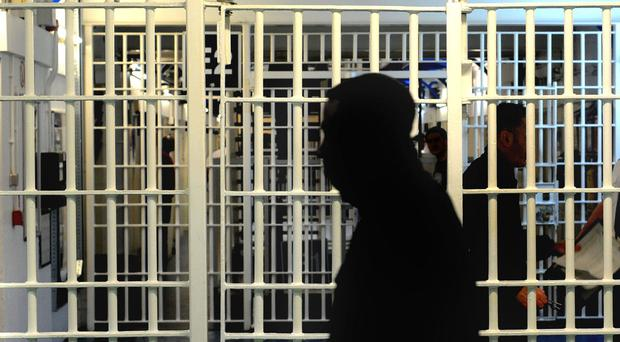 A rise in prison violence has led to a fall in the number of frontline officers, says the Howard League for Penal Reform