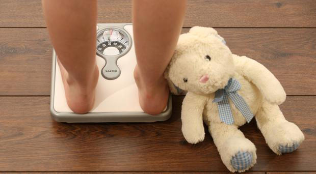Almost a third of nursery and school staff said they had heard a child label themselves fat