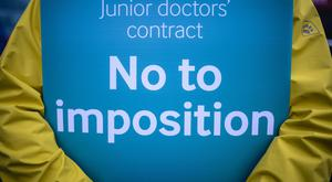 Junior doctors are considering further strikes over Health Secretary Jeremy Hunt's proposed new contract