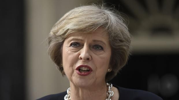 Theresa May is chairing the first meeting of a Cabinet committee on social reform.