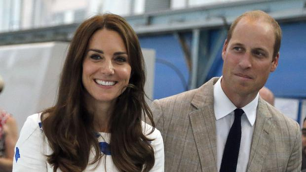 William and Kate will learn about the work of a range of charities and businesses