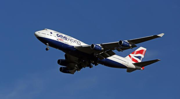 British Airways described the Iranian capital as