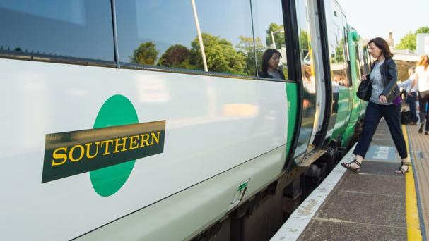 Aslef was balloting drivers at Southern Railway and the Gatwick Express over claims of a breakdown in industrial relations
