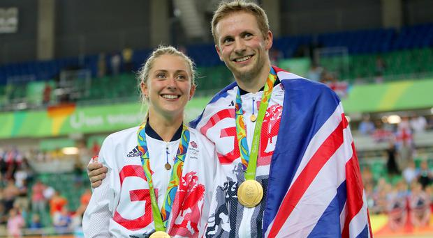 Olympic champions Laura Trott and Jason Kenny are among those calling for change