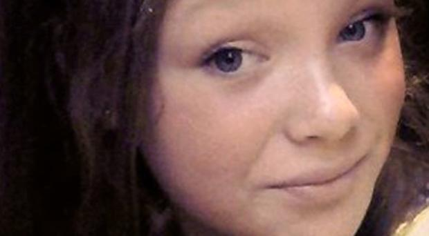 Jessica Wallwork, 13, who went missing four days ago