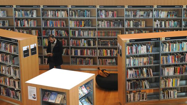Local authorities have cut the amount of money they spend on cultural facilities such as libraries, analysis shows