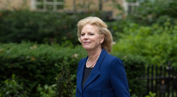 Anna Soubry is one of the leaders of pro-EU campaign group Open Britain