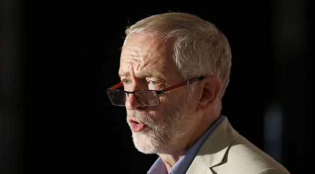 Mr Corbyn said talent was going to waste thanks to a lack of investment