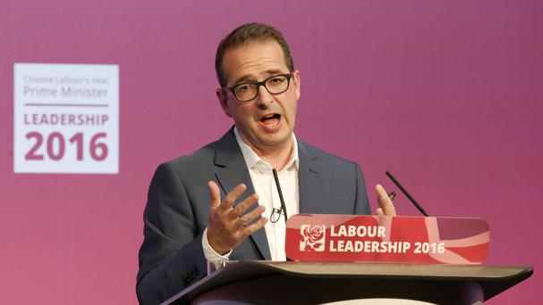 Owen Smith said Scotland's leaders should be focusing on health, education and other policy areas that are devolved