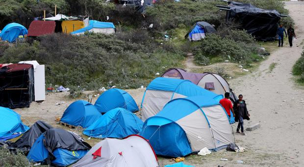 Pressure has been growing on the French authorities to tackle the Jungle camp which has grown in recent months