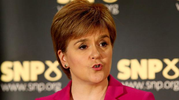 Nicola Sturgeon was in the early stages of her pregnancy and preparing to share the news when the miscarriage occurred.