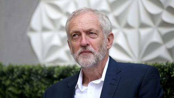 Jeremy Corbyn is looking to be re-elected Labour leader