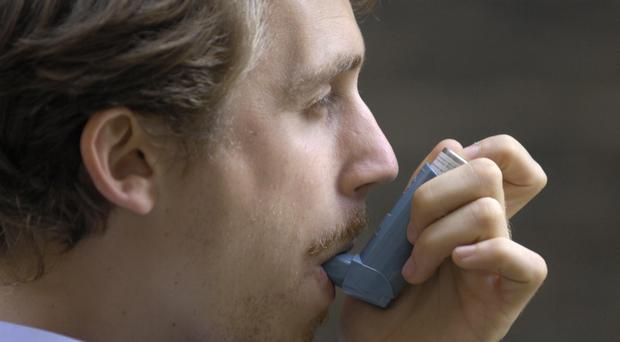 Asthma inhalers relieve symptoms of wheezing, coughing, chest tightness and shortage of breath