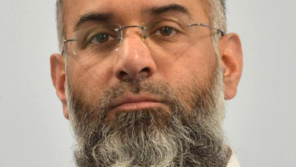 Authorities said Choudary had stayed 'just the right side of the law' for many years