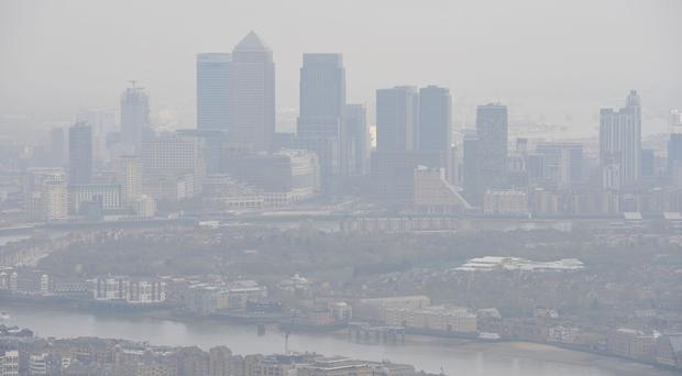Particles found in the brain may have come from air pollution, researchers say