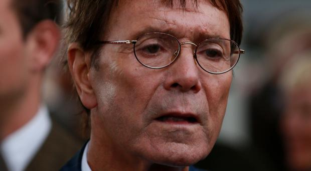 Sir Cliff Richard, as the decision not to press charges in the abuse case against the veteran singer is being reviewed