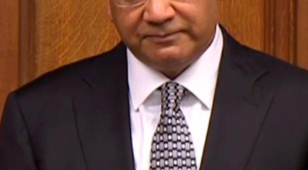 Allegations: Keith Vaz
