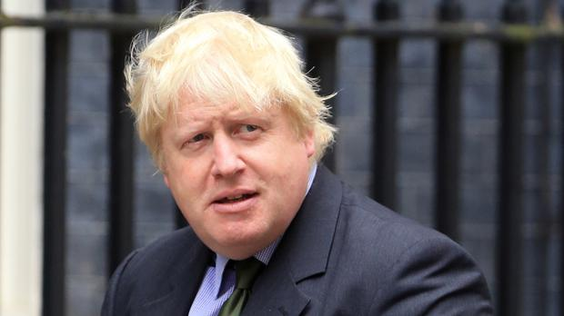 Foreign Secretary Boris Johnson defended the selling of arms to Saudi Arabia for potential use in Yemen's bloody civil war