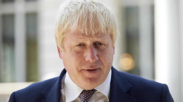 Boris Johnson called on Russia and the United States to help create a ceasefire