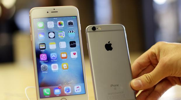 The successor to the iPhone 6 is being unveiled