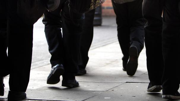 Pupils were turned away for wearing the wrong clothes or 'inappropriate' shoes