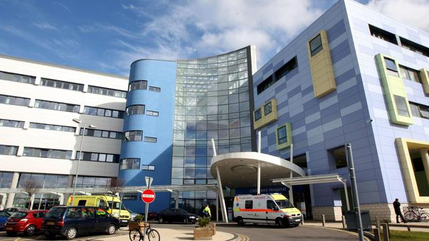 Isla Wiggin was taken to the John Radcliffe Hospital but later died
