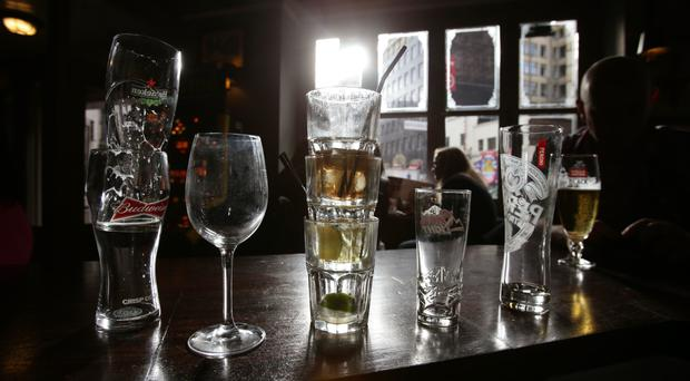 Young people are being urged to speak out against unwelcome behaviour as part of a campaign by Drinkaware and website UniLad