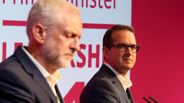 Jeremy Corbyn and Owen Smith are taking part in a BBC One Question Time hustings special live from Oldham