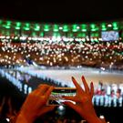The opening ceremony of the 2016 Paralympic Games at the Maracana stadium in Rio