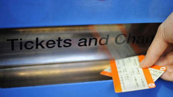Many people are travelling without valid tickets, a study suggests.
