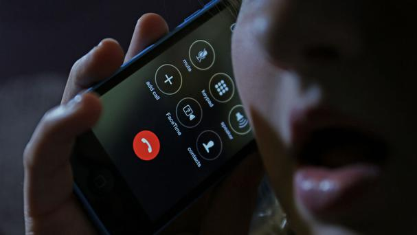 Childline received 349 calls from children in Northern Ireland about suicide last year.