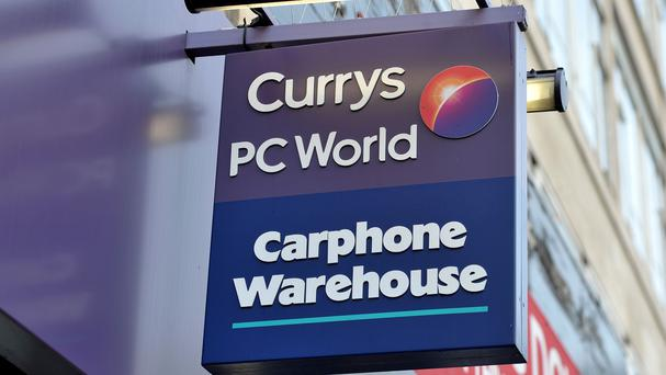 Electricals and mobile phones giant Dixons Carphone - which has more than 30 stores here - said the Brexit vote had not put consumers off from hitting the shops as it cheered