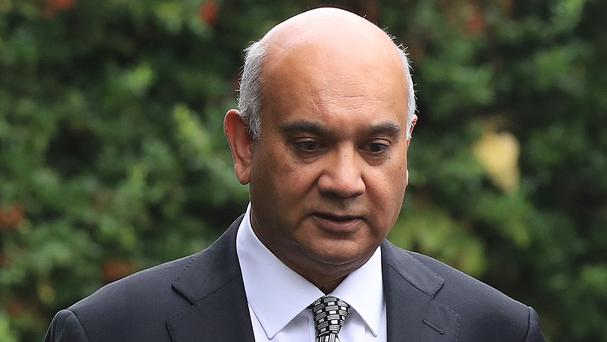 Keith Vaz quit as chairman of the influential House of Commons Home Affairs Committee