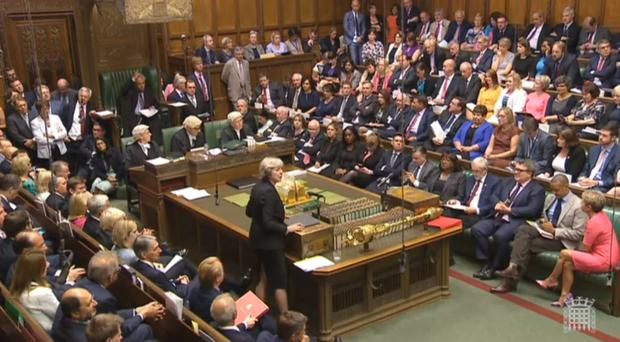 The House of Commons is going to see a reduced number of MPs.