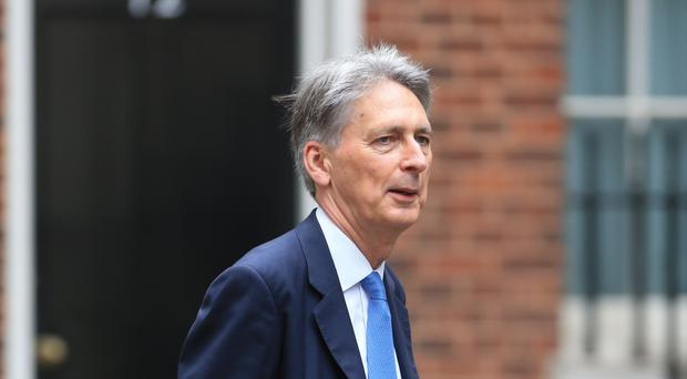 The Chancellor will be meeting business leaders
