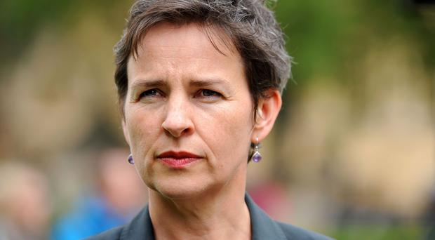 Mary Creagh said staff were left 'distressed' by the incident
