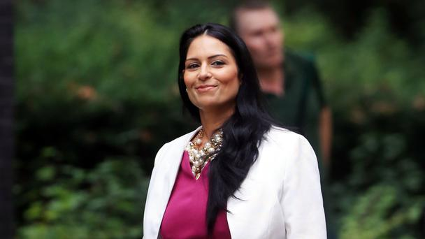 Priti Patel pledged to change the global aid system so that it would serves the world's poorest people and deliver value for money for taxpayers