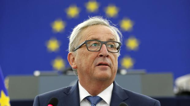 Jean-Claude Juncker said the UK cannot expect