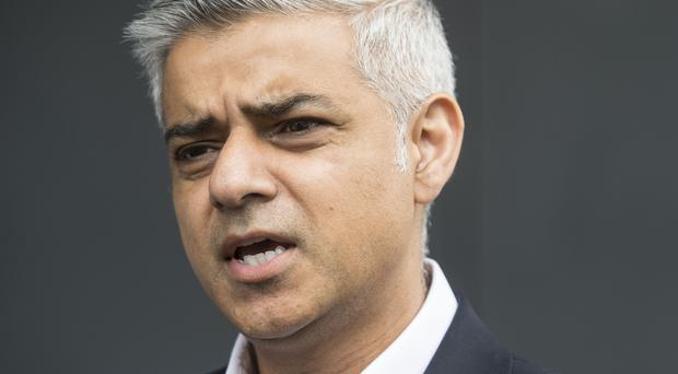 Sadiq Khan will take London start-up business leaders with him to North America