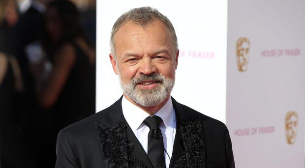 Graham Norton is thought to be on the list
